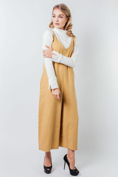 Mustard Avery Casual Jumpsuit