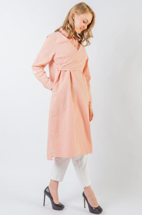 Peach Kate Cross Tunic